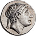 Ancients:Greek, Ancients: SELEUCID KINGDOM. Antiochus I Soter. (281-261 BC). ARtetradrachm (27mm, 17.04 gm, 12h)....