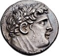 Ancients:Greek, Ancients: PHOENICIA. Tyre. 126/5 BC-AD 65/6. AR shekel (28mm, 14.27gm, 12h).  ...