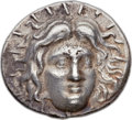 Ancients:Greek, Ancients: CARIAN ISLANDS. Rhodes. Ca. 304-190 BC. AR tetradrachm(27mm, 13.62 gm, 12h). ...