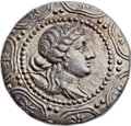 Ancients:Greek, Ancients: MACEDON. Under Roman Rule. First Meris (Province). Ca.167-149 BC. AR tetradrachm (29mm, 16.99 gm, 9h). ...