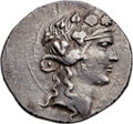 Ancients:Greek, Ancients: THRACE. Maroneia. Ca. 168-72 BC. AR tetradrachm (35mm,16.53 gm, 12h)....