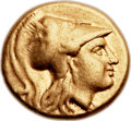 Ancients:Greek, Ancients: MACEDONIAN KINGDOM. Alexander III the Great (336-323 BC).AV stater (17mm, 8.53 gm, 6h)....