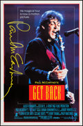 "Movie Posters:Rock and Roll, Paul McCartney: Get Back (New Line, 1991). One Sheet (27"" X 41"")and Commercial Concert Poster (22"" X 34""). Rock and Roll.. ...(Total: 2 Items)"