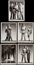 """Movie Posters:Serial, The Monster and the Ape (Columbia, R-1956). Photos (5) (8"""" X 10"""").Serial.. ... (Total: 5 Items)"""