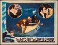 """Movie Posters:Horror, The Mystery of Edwin Drood (Universal, 1935). Trimmed Lobby Card (10.75"""" X 14""""). Horror.. ..."""