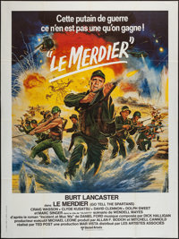 "Go Tell the Spartans & Other Lot (Avco Embassy, 1978). French Grandes (2) (47"" X 63""). War. ... (Total: 2..."