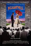 "Movie Posters:Fantasy, Pleasantville (New Line, 1998). One Sheets (2) (27"" X 40"") DS Regular & Advance. Fantasy.. ... (Total: 2 Items)"