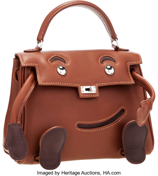 936dbe32fb9e Hermes Limited Edition Noisette Gulliver Leather Quelle Idole