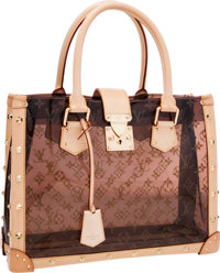 Louis Vuitton Ambre Neo Vinyl Cabas MM Bag