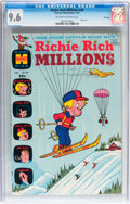 Bronze Age (1970-1979):Cartoon Character, Richie Rich Millions #39 File Copy (Harvey, 1970) CGC NM+ 9.6Off-white to white pages....