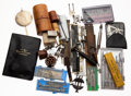 Timepieces:Other , Numerous Watchmakers Tools. ...