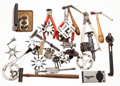Timepieces:Other , A Lot Of Various Watchmakers Tools. ...