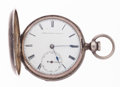 Timepieces:Pocket (pre 1900) , United States Watch Co. Rare G.A. Read Key Wind Pocket Watch. ...