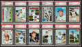 Baseball Cards:Sets, 1970 Topps Baseball Mid to High Grade Near Set (684/720)....