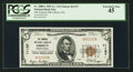 National Bank Notes:Pennsylvania, Liberty, PA - $5 1929 Ty. 1 The Farmers NB Ch. # 11127. ...