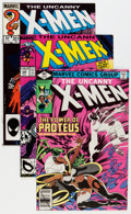 Modern Age (1980-Present):Superhero, X-Men Group (Marvel, 1979-93) Condition: Average NM.... (Total: 60Comic Books)