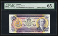 Canadian Currency: , BC-49a $10 1971 Fancy Serial Number. ...