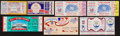 Basketball Collectibles:Others, 1961-83 Major League Baseball All Star Game Tickets Lot of 7....