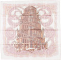 "Luxury Accessories:Accessories, Hermes 90cm Pink & Purple ""Les Rivieres de Babel,"" by AnnieFaivre Silk Scarf. ..."