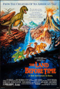 """Movie Posters:Animation, The Land Before Time & Other Lot (Universal, 1988). One Sheets(2) (27"""" X 41""""). Animation.. ... (Total: 2 Items)"""