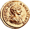 Ancients:Roman Imperial, Ancients: Caracalla (AD 198-217). AV aureus (20mm, 7.14 gm, 11h). ...