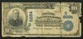 National Bank Notes:Alabama, Montgomery, AL - $10 1902 Date Back Fr. 618 The Exchange NB Ch. # (S)8284. ...