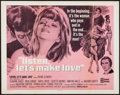 """Movie Posters:Foreign, Listen, Let's Make Love (United Artists, 1969). Half Sheet (22"""" X 28""""), Insert (14"""" X 36""""), and Lobby Card Set of 8 (11"""" X 1... (Total: 10 Items)"""