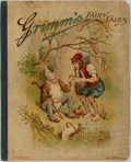 Books:Children's Books, Brothers Grimm. Fairy Tales for the Children. Chicago:Donohue, Henneberry, and Co., 1896. Quarto. Chromolithographs...