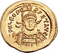 Ancients:Roman Imperial, Ancients: Leo I the Great, Eastern Roman Emperor  (AD457-474). AV solidus (21mm, 4.49 gm, 6h). ...