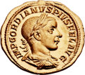 Ancients:Roman Imperial, Ancients: Gordian III (AD 238-244). AV aureus (20mm, 4.83 gm,6h). ...