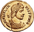 Ancients:Roman Imperial, Ancients: Julian II 'The Philosopher' (AD 360-363). AV solidus (22mm, 4.34 gm, 1h). ...