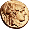 Ancients:Greek, Ancients: MACEDONIAN KINGDOM. Alexander III the Great (336-323 BC). AV stater (18mm, 8.61 gm, 9h)....