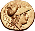 Ancients:Greek, Ancients: MACEDONIAN KINGDOM. Alexander III the Great (336-323 BC). AV stater (19mm, 8.58 gm, 11h)....