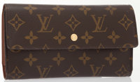 Louis Vuitton Classic Monogram Canvas Porte-Tresor International Wallet