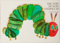Books:Children's Books, Eric Carle. The Very Hungry Caterpillar. WilliamCollins/World Publishing, [n.d. 1970?]. Later printing. Mattepicto...