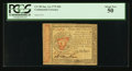 Colonial Notes:Continental Congress Issues, Continental Currency January 14, 1779 $55 PCGS About New 50.. ...