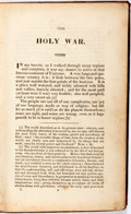 Books:Religion & Theology, John Bunyan. A True Relation of the Holy War, made by Shaddai upon Diabolus, for the Regaining of the Metropolis of the ...