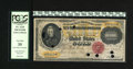 Large Size:Gold Certificates, Fr. 1225 $10000 1900 Gold Certificate PCGS Very Fine 35. Hole punchcancelled throughout but free of the water marks that pl...