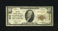 """Washington, DC - $10 1929 Ty. 1 The Riggs NB Ch. # 5046 The Riggs was once known as the """"Bank of the Presidents.&qu..."""