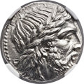 Ancients:Greek, Ancients: MACEDONIAN KINGDOM. Philip II (359-336 BC). ARtetradrachm (23mm, 14.26 gm, 5h)....
