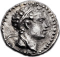 Ancients:Greek, Ancients: SELEUCID KINGDOM. Antiochus IV Epiphanes (175-164 BC). ARdrachm (16mm, 3.83 gm, 9h)....