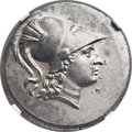 Ancients:Greek, Ancients: PAMPHYLIA. Side (CA. 205-100 BC). AR tetradrachm (31mm,16.87 gm, 12h)....
