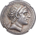 Ancients:Greek, Ancients: SELEUCID KINGDOM. Antiochus III (222-187 BC). ARtetradrachm (27mm, 17.10 gm, 1h)....
