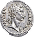 Ancients:Roman Provincial , Ancients: SYRIA. Antioch. Nerva (AD 96-98). AR tetradrachm (25mm,15.43 gm, 11h)....