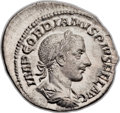 "Ancients:Ancient Lots  , Ancients: Gordian III (AD 238-244). AR ""denomination set"" of threeAR coins. ... (Total: 3 coins)"