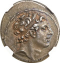Ancients:Greek, Ancients: SELEUCID KINGDOM. Antiochus IV Epiphanes (175-164 BC). ARtetradrachm (30mm, 16.72 gm, 1h). ...