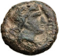 Ancients:Judaea, Ancients: HERODIANS. Agrippa I (AD 37-44). Æ 15mm (4.81 gm,12h)....