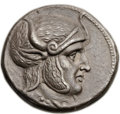 Ancients:Greek, Ancients: SELEUCID KINGDOM. Seleucus I Nicator (312-281 BC). AR tetradrachm (27mm, 16.93 gm, 4h)....