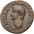 Ancients:Roman Imperial, Ancients: Gaius 'Caligula' (AD 37-41). Æ as (28mm, 11.48 gm,6h). ...