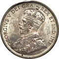 Canada: George V 50 Cents 1920